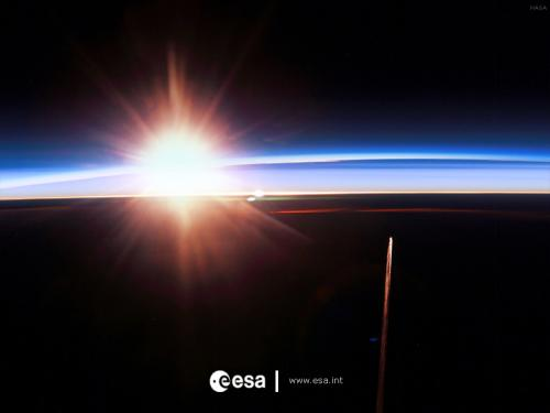 Sun Atmosphere Earth