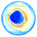 Ozone hole over Antarctica what is it and what causes it